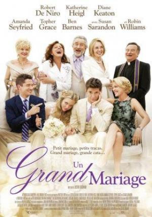affiche Un grand mariage