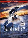 Affiche Sauvez Willy 2