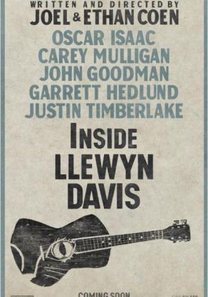 Affiche Inside Llewyn Davis