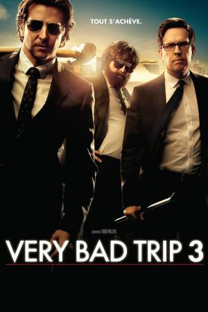 Affiche Very bad trip 3