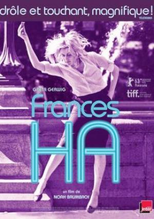 Affiche Frances Ha