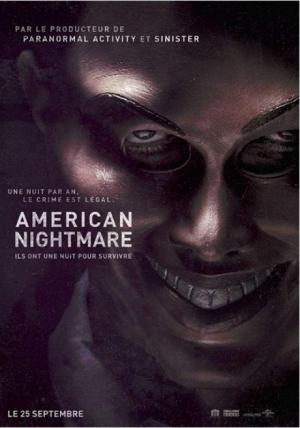 Affiche American nightmare