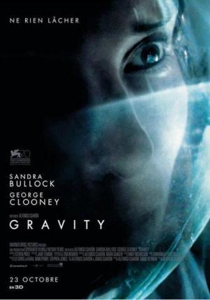 Affiche Gravity