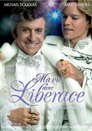 Affiche Ma vie avec Liberace
