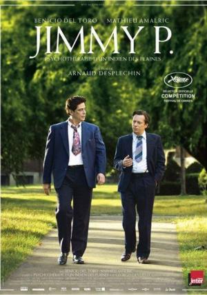 Affiche Jimmy P.