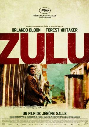 affiche Zulu