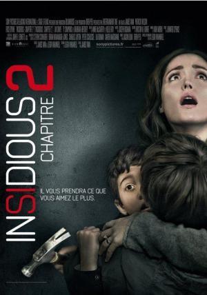 affiche Insidious : Chapitre 2