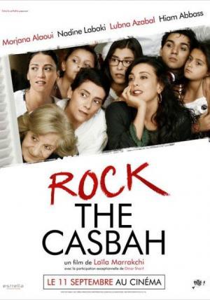 affiche Rock the Casbah