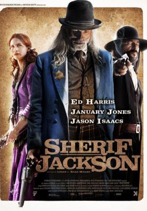 Affiche Sherif Jackson
