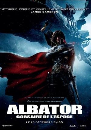 affiche Albator, Corsaire de l'Espace