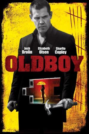 Affiche Oldboy
