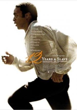 Affiche 12 Years of Slave