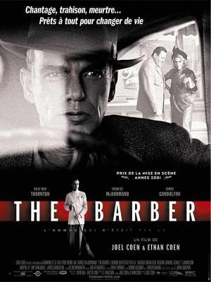 affiche The Barber : l'homme qui n'était pas là