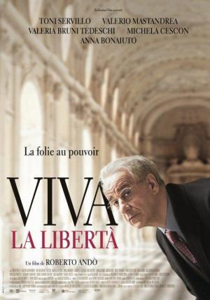 Affiche Viva La Libertà