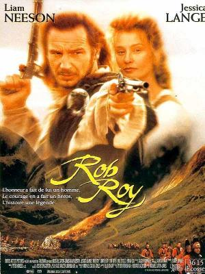 Affiche Rob Roy
