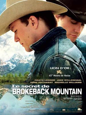 Affiche Le Secret de Brokeback Mountain