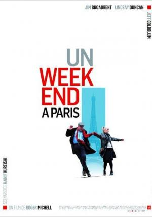 Affiche Un week-end à Paris