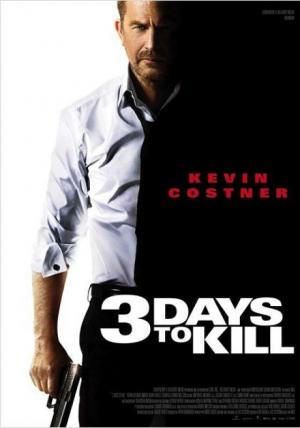 Affiche 3 Days to Kill