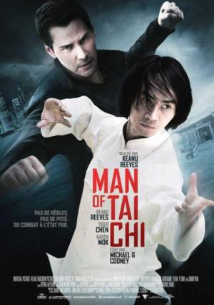 Affiche Man of Tai Chi