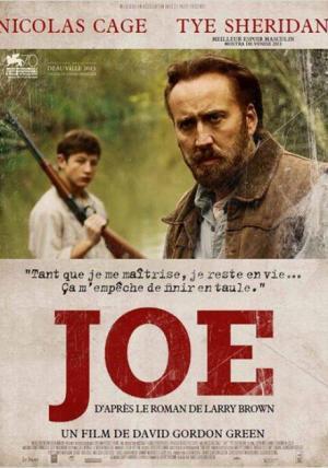 Affiche Joe