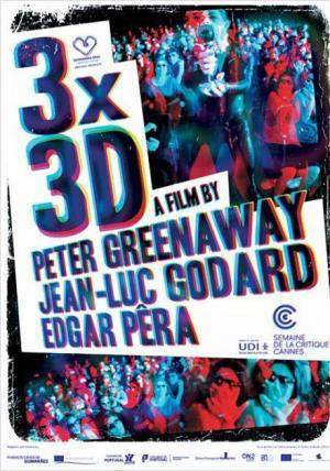 affiche 3X3D