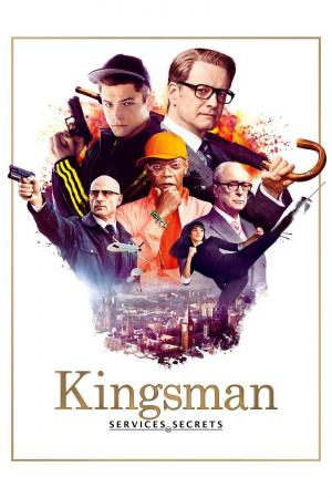 Affiche Kingsman : Services secrets