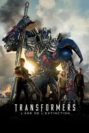 Affiche Transformers 4 - L'age de l'extinction