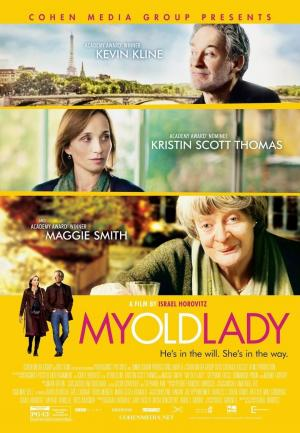Affiche My Old Lady