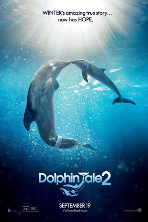 Affiche L'incroyable histoire de Winter le dauphin 2