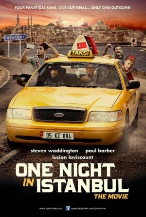 Affiche One Night in Istanbul