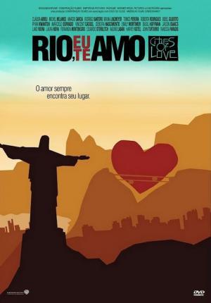 affiche Rio, Eu Te Amo