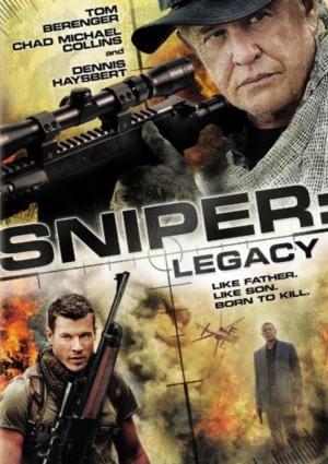 affiche Sniper: Legacy
