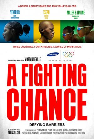 affiche A Fighting Chance