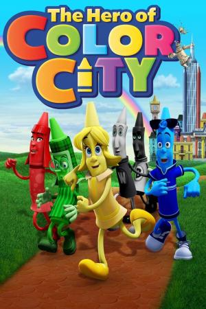 affiche The Hero of Color City