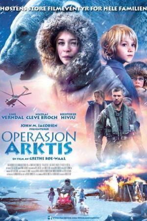 Affiche Opération Arctique