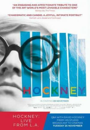 affiche Hockney