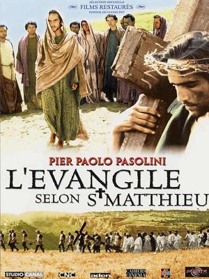 affiche L'Evangile selon Saint Matthieu