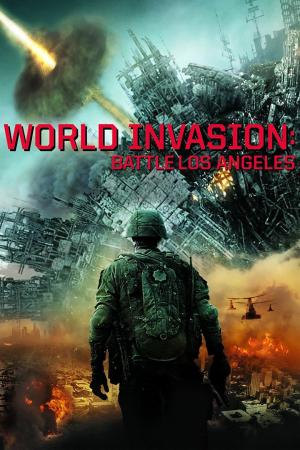 Affiche World Invasion - Battle Los Angeles