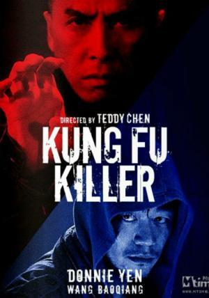 affiche Kung Fu Jungle