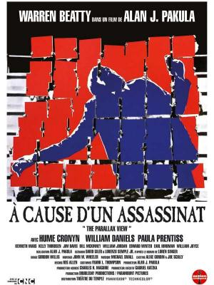 Affiche A cause d'un assassinat