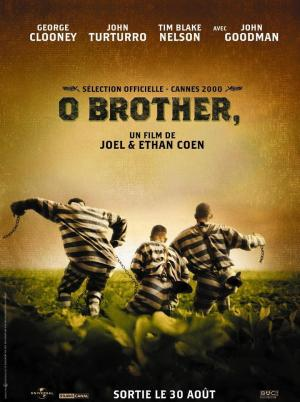 Affiche O'Brother