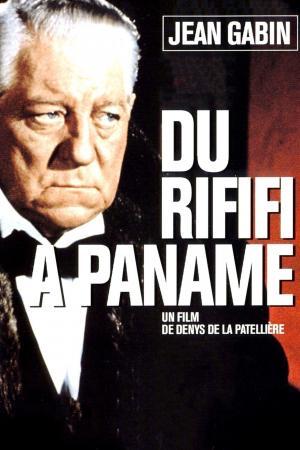Affiche Du rififi à Paname