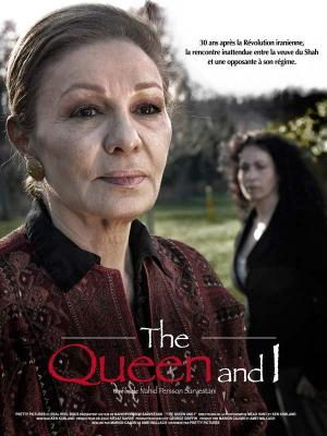 Affiche The Queen and I