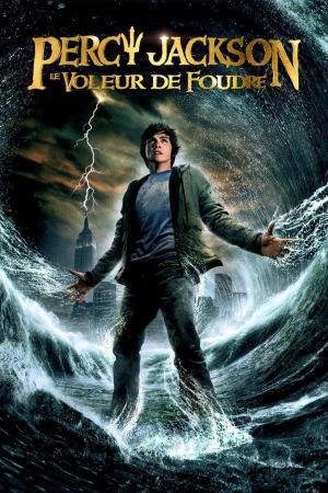 Affiche Percy Jackson 1 - Le voleur de foudre