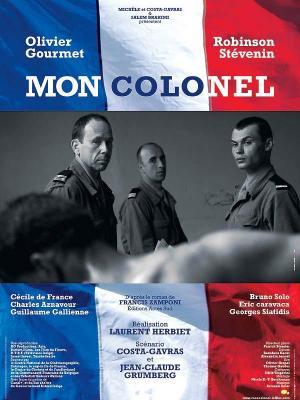 Affiche Mon colonel