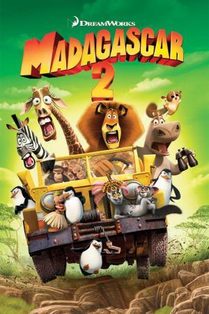 Affiche Madagascar 2