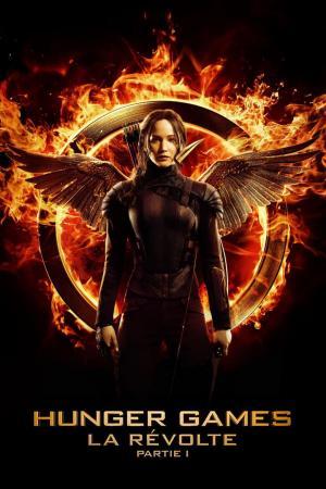 Affiche Hunger Games : La Révolte, 1ère partie