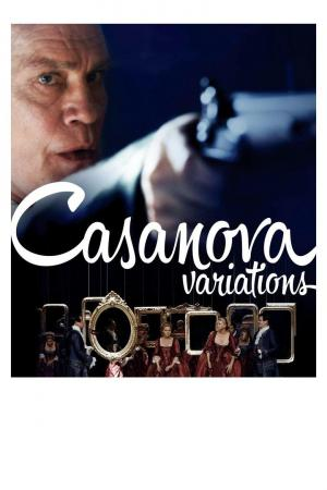 Affiche Casanova Variations