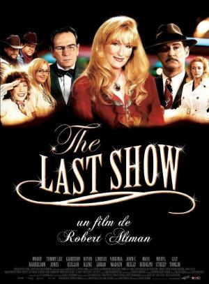 Affiche The Last Show