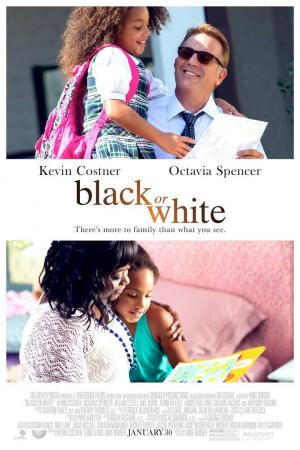 Affiche Black or White